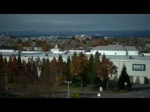A view of Hillsboro Oregon