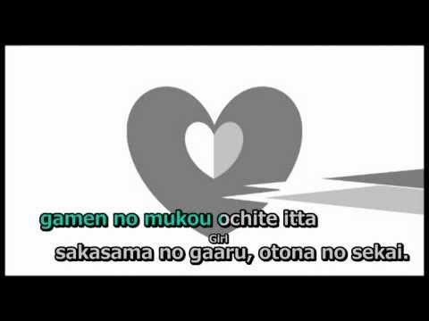 【Karaoke】Unhappy Refrain【off vocal】 wowaka