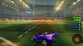 GOLUMPATRONUM! MAGOS DEL ROCKET LEAGUE!