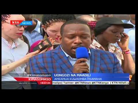 Kimasomaso: Uongozi na maadili katika wanasiasa nchini pt 2