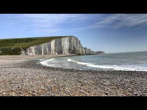 Seven Sister Country Park Sussex England 1080p HD