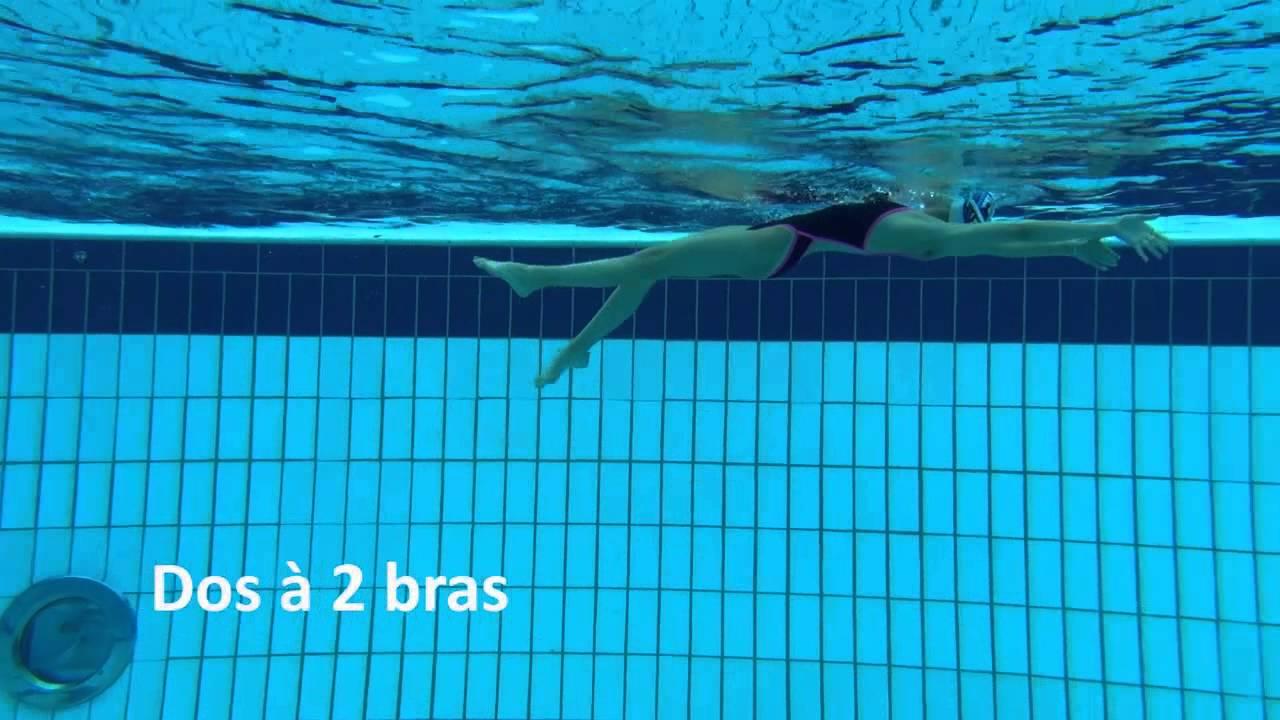 Exceptionnel 10 exercices de natation - YouTube PL91