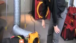 Retrotec R43 Air Blower Door