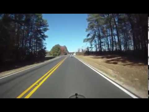 Fall ride, towards North Carolinas Southern Supreme, Bear Creek, N.C.