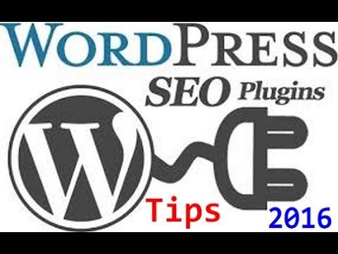 Top WordPress Page SEO Plugin Tips 2016 - YouTube