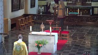 Marktmis vrijdag 23 juli,  Feest H. Birgitta, aansluitend Uitstelling en aanbidding, St.-Elisabethke