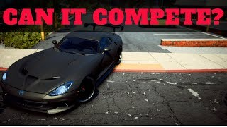 Is the Viper SRT Good? (One of the WORST 399 race cars in the game)