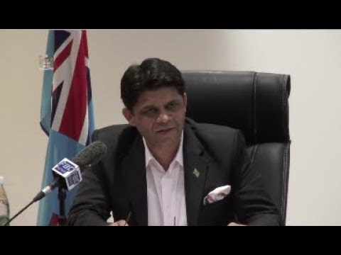Fijian Attorney-General lays out Fiji's responsible economic management