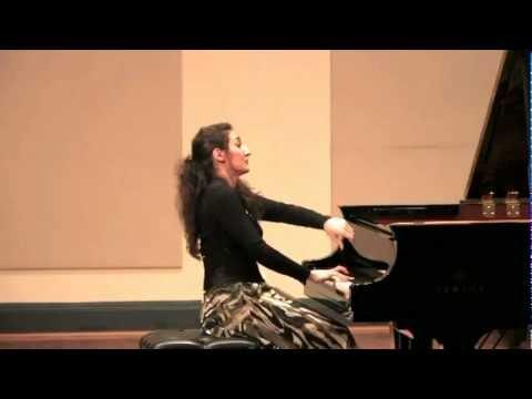 Hélène Tysman - BACH Partita No 1 in B Major