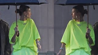 Hailey Baldwin STEALS Selena Gomez's Look by Wearing SAME T Shirt!