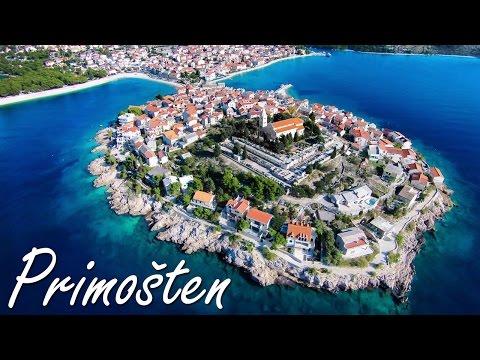 Primošten, Croatia - Postcard