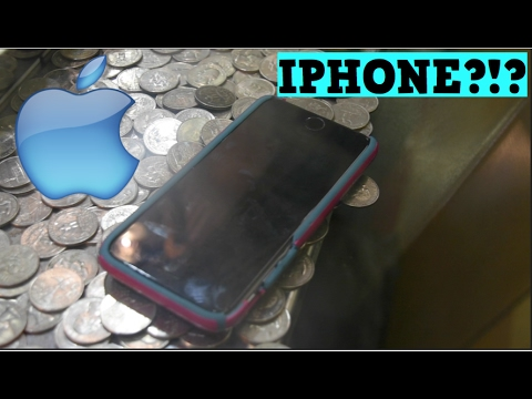 Thumbnail: COIN PUSHER || IPHONE 7 ON THE EDGE!!!