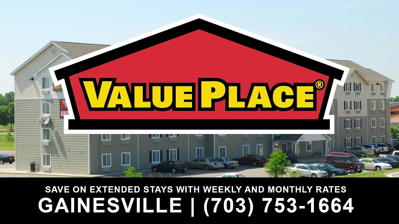 Extended Stay Hotel Gainesville Va Value Place