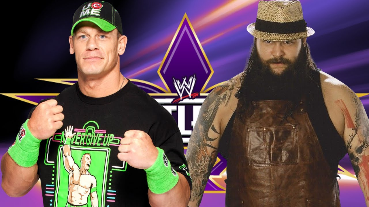 Undertaker Vs John Cena Wrestlemania 30 WWE WrestleMani...
