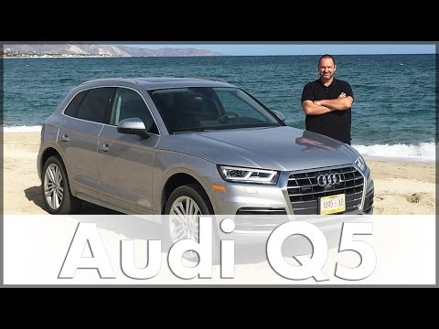 audi q5 2017 2 0 tfsi v6 3 0 tdi quattro test. Black Bedroom Furniture Sets. Home Design Ideas