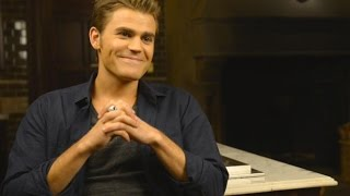 On the Set: Vampire Diaries' Paul Wesley on the Perils of Sex Scenes