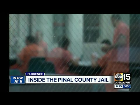 Pinal County jail tour shows ins and outs of 287g program