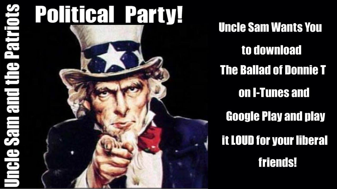 Google themes donald trump - Donald Trump Unofficial Campaign Song The Ballad