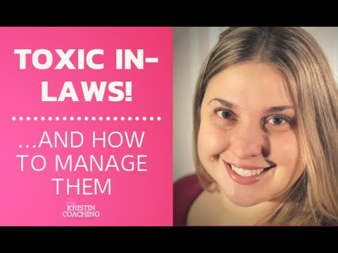 Signs of Toxic In Laws and How to Manage Them
