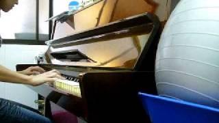 上海滩 Shang Hai Tan CHINESE DRAMA SONG  - piano by Liew Jenn Li
