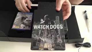 Unboxing - Watch Dogs DEDSEC Edition + KONKURS