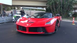 BEST Of Supercar SOUNDS In Monaco LOUD SOUNDS