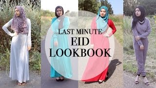 LAST MINUTE EID LOOKBOOK Thumbnail