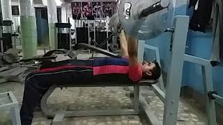 gym workout 03-07-2015 by arpit vyas