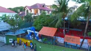 STEP Centre Myanmar with Drone