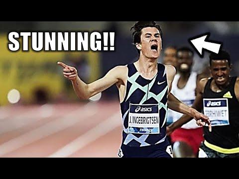 What Jakob Ingebrigtsen Just Did WAS UNBELIEVABLE!! || The 2021 Diamond League Florence 5000 Meters