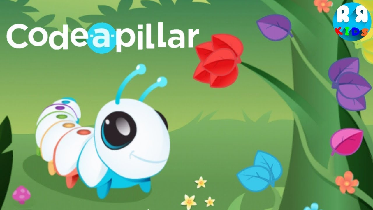 Think & Learn 🐛 Code a pillar App 🐛 - Kids Learn how to Coding with  Fisher Price
