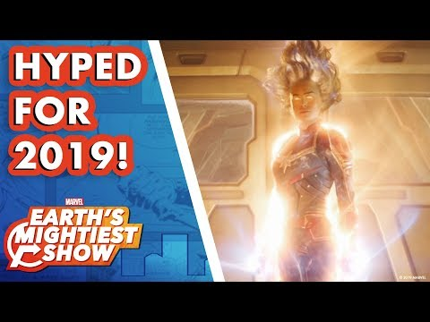 """Marvel Studios' """"Avengers: Endgame"""" and Everything Marvel in 2019 
