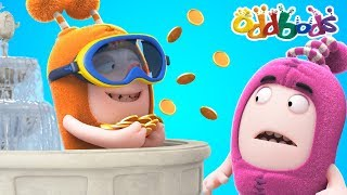 ODDBODS | NEW | Wishing Well | Best Cartoons For Kids