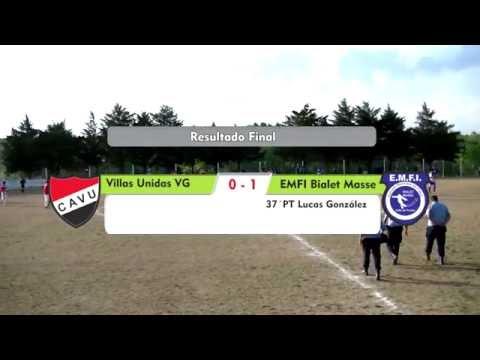 El Deportivo Tv P27B01 - Resumen Villas Unidas-EMFI Fecha 25
