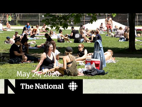 WATCH LIVE: The National For Sunday, May 24 — COVID-19 Lockdown Fatigue; Class Of 2020