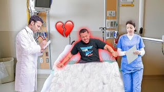 My Best Friend was RUSHED TO THE HOSPITAL... **Emotional**