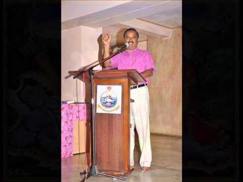 Dr R Srinivasan-Youth Conference