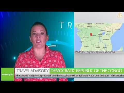 Congo Travel Warning