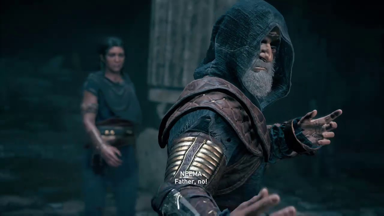 Assassin S Creed Odyssey Legacy Of The First Blade Alexios