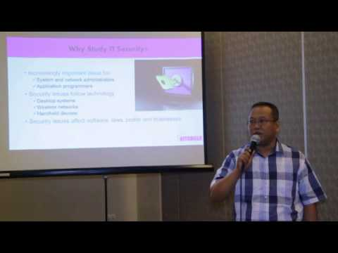 PISM Industry Group Forum: Latest Trends on IT Network Security 2 of 3