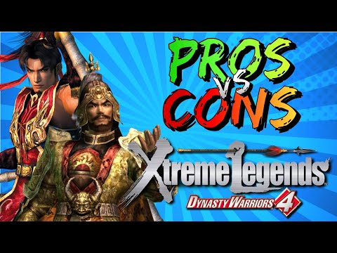 Pros Vs. Cons | Dynasty Warriors 4 | #MusouMay