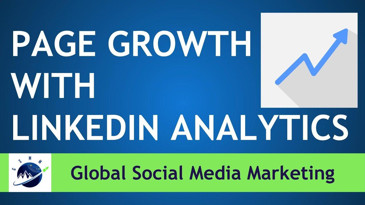 LinkedIn Company Page Growth Tips With Linkedin Analytics