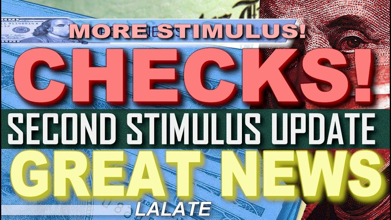 Download FINALLY! SECOND STIMULUS CHECK $2400 + SSI SSDI SSA VA UPDATE?! | Second Stimulus Package GREAT NEWS