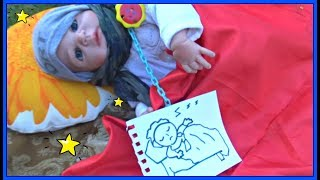 Dolls got sick - the story of Polly