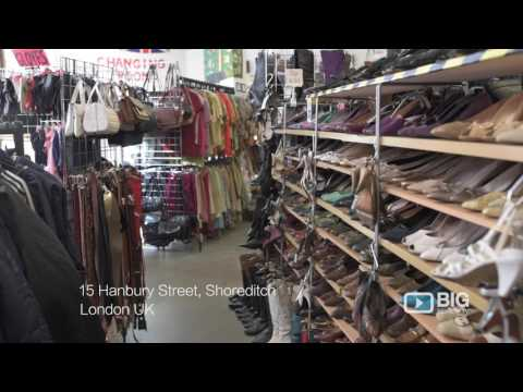 Absolute Vintage Clothing Store London for Retro Clothing and Retro Shoes