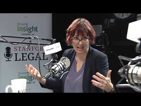 Regulating Online Hate/Terrorist Speech - Stanford Legal on Sirius XM Radio