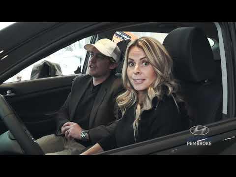 All-new 2019 Hyundai Tucson Features - Hyundai Pembroke