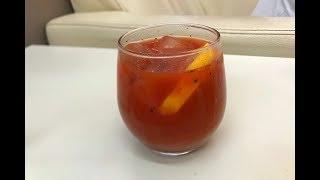 Что случится если каждый день в течение недели пить стакан томатного сока