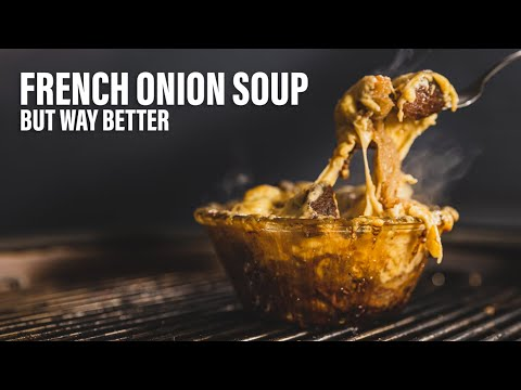 How to make FRENCH ONION SOUP taste even BETTER !!!