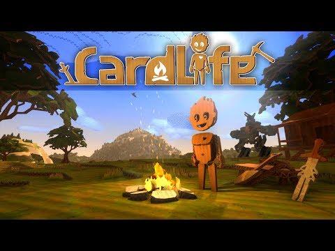 Cardlife #01 | Eine Welt auch PAPPE?! | Gameplay German Deutsch